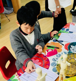 """Focusing on class and inspiring wisdom"" -- Vitoria Kindergarten (Pudong) collective teaching discussion and exhibition activities"