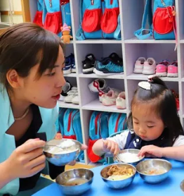 Dining with Children to Ensure Food Safety
